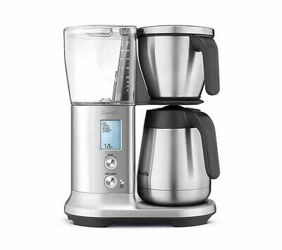 $260 • Buy Breville Precision Brewer Coffee Maker Thermal Carafe W/ Pour Over Adapter
