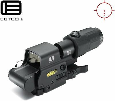 $1049 • Buy EOTech EXPS3-4 Holographic Weapon System, G33 Magnifier & STS System - HHS-I