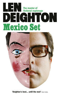 £3.10 • Buy Mexico Set By Len Deighton (Paperback) Highly Rated EBay Seller Great Prices