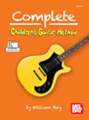 Complete Children's Guitar Method, New, MEL BAY Book • 12.99£