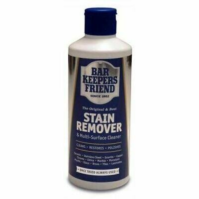 £4.65 • Buy Bar Keepers Friend Multi Surface Household Cleaner & Stain Remover Powder 250g