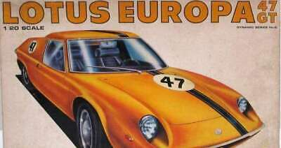 $ CDN321.63 • Buy Bandai Lotus Europa 47GT 1:20 Scale Motor Rise Kit FA-130 Battery From JAPAN