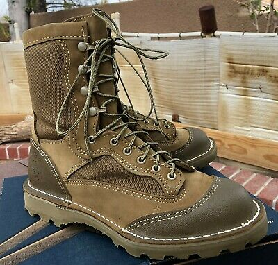 $49 • Buy Wellco E163 USMC RAT Temperate Weather Combat Boot, Size 9.5R And 9.5W