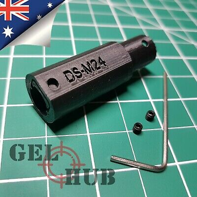 AU19.95 • Buy GJ M24 Hop Up Upgrade DSM24 GangJiang Gel Blaster Accessories Hopup 3D Printed