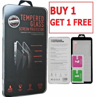 For IPhone 7 6 6s 8 Plus SE 2 2020 Tempered Glass Screen Protector Genuine • 1.25£