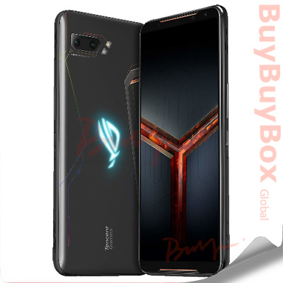 AU1161.88 • Buy New Asus ROG Phone2 II Dual SIM ZS660KL Black 12GB/512GB  EXPRESS SHIP FREE SHIP