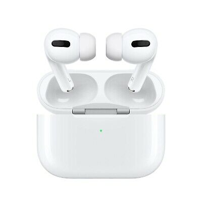 AU372.69 • Buy Apple Airpods Pro With Wireless Charging Case MWP22ZA/A Noise Cancellation