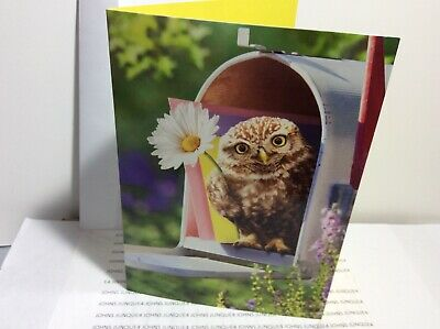 $3.91 • Buy Thinking Of You Card Avanti Greeting Card New With White Envelope Made In Usa