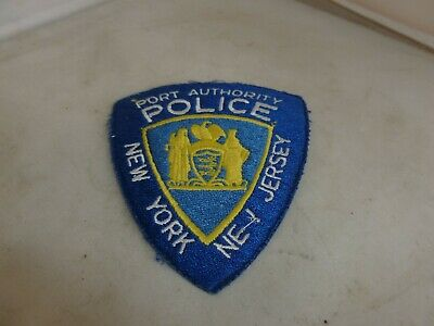 American Police Usa Badge/patch Port Authority New York/new Jersey • 4.95£