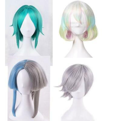 $ CDN20.29 • Buy Land Of The Lustrous Phosphophyllite Diamond Goshenite Euclase Cosplay Wig