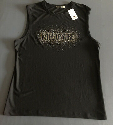$89.99 • Buy Vintage Chateau Millionaire Muscle Shirt Mens XL CEO Boss Brand New With Tags