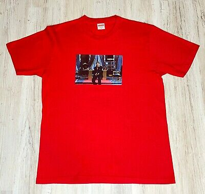 $ CDN124.40 • Buy Supreme Scarface Friend Tee Shirt FW17 Red Size Medium