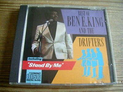 £2.05 • Buy BEN E. KING & THE DRIFTERS - THE BEST OF CD Incredible Value And Free Shipping!