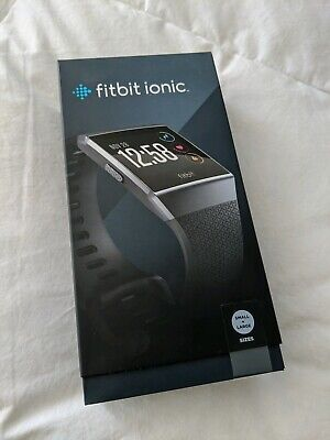 AU350 • Buy Fitbit Ionic - Brand New, Unopened