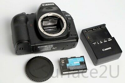 $ CDN939.72 • Buy Canon EOS 5D Mark II Camera Body, Excellent Cond. Very Low 27,896 Shutter Counts