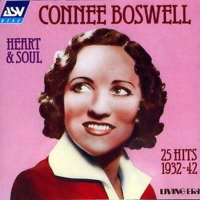 £3.88 • Buy Connee Boswell : Heart And Soul CD (2009) Highly Rated EBay Seller Great Prices