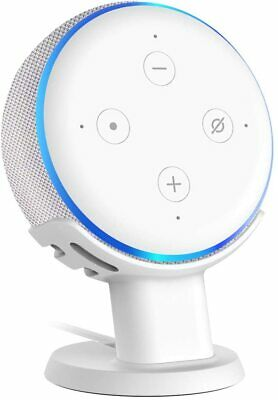 AU32.97 • Buy Table Holder For Echo Dot 3rd Gen Improves Sound Audibility And Appearance