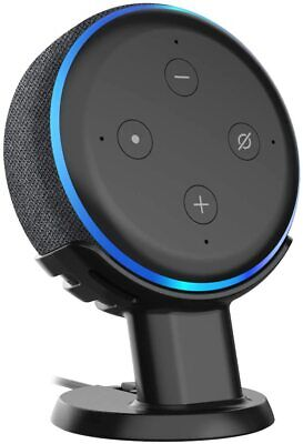 AU33.97 • Buy Table Holder For Echo Dot 3rd Gen Improves Sound Audibility And Appearance