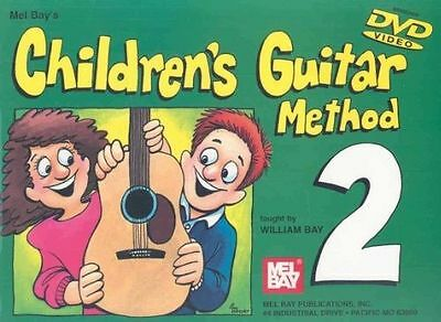 Children's Guitar Method 2, New, William Bay Book • 14.99£
