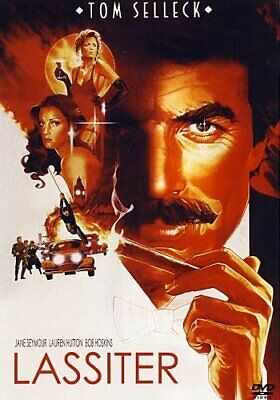 Lassiter - Uncut! - Tom Selleck [DVD] [1 DVD Incredible Value And Free Shipping! • 19.99£