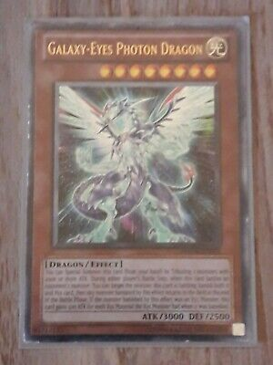 £29.99 • Buy Yugioh Galaxy-eyes Photon Dragon Ultimate Rare Phsw-en011