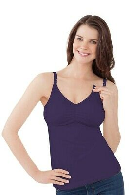 $44.99 • Buy Bravado Essential Nursing Bra Tank # 40 F