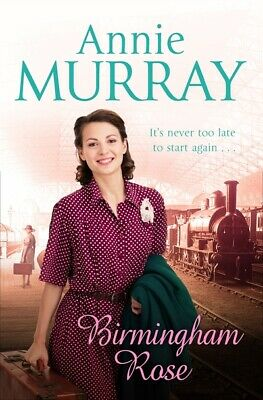 Birmingham Rose By Annie Murray (Paperback) Incredible Value And Free Shipping! • 3.17£