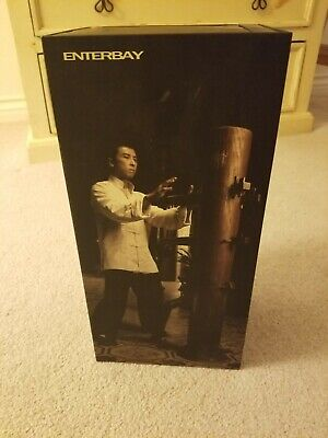 $349.99 • Buy ENTERBAY Real Masterpiece Ip Man First Release MIB
