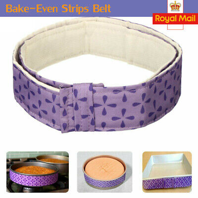 Wilton Bake-Even Strips Belt Bake Even Bake Moist Level Cake Bread Baking Tool • 3.48£