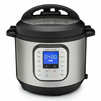 $88 • Buy New Instant Pot Duo Nova 6-Quart 7-in-1, Multi-Use Programmable Pressure Cooker