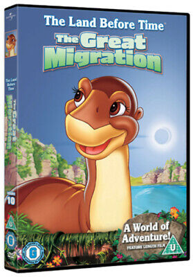 £2.39 • Buy The Land Before Time 10 - The Great Migration DVD (2011) Charles Grosvenor Cert