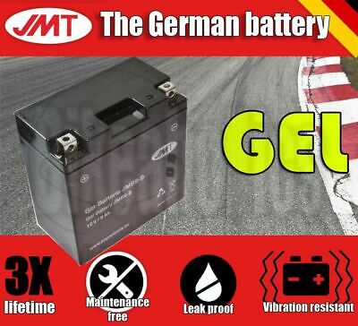 JMT Gel Battery - YB9-B-BS For Piaggio Beverly • 48.99£