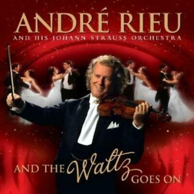 André Rieu : And The Waltz Goes On CD Highly Rated EBay Seller Great Prices • 3.24£