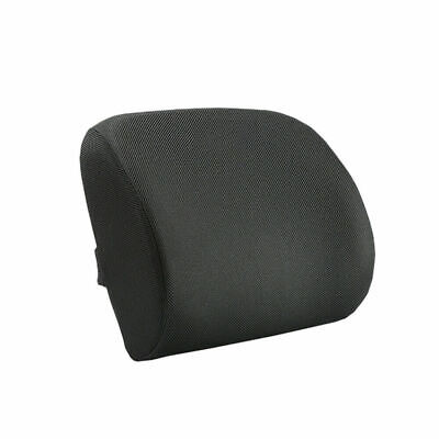 AU34.99 • Buy Memory Foam Lumbar Back Pillow Support Back Cushion Home Office Car Seat Chair