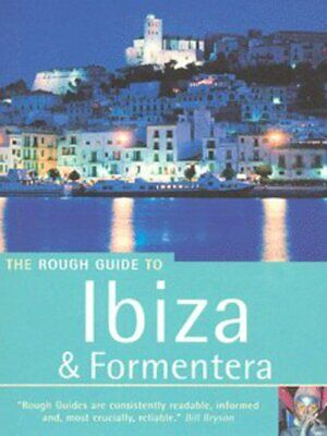 The Rough Guide To Ibiza By Iain Stewart (Paperback / Softback) Amazing Value • 2.85£