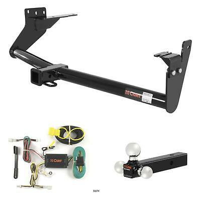 $386.69 • Buy CURT Trailer Hitch, Wiring & Multi-Ball Ball Mount For Infiniti FX35, FX37, FX50