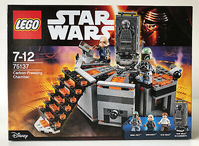 AU50 • Buy Lego Star Wars Carbon-Freezing Chamber (75137) BRAND NEW IN BOX