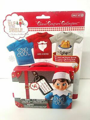 AU64.85 • Buy The Elf On The Shelf (A Christmas Tradition) Claus Couture Collection