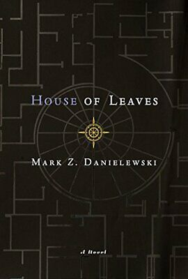 House Of Leaves.by Danielewski  New 9780375420528 Fast Free Shipping<| • 37.29£