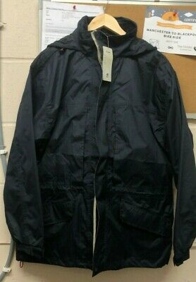 Mens Peter Storm Waterproof Jacket Navy L/xl/xxl • 25£
