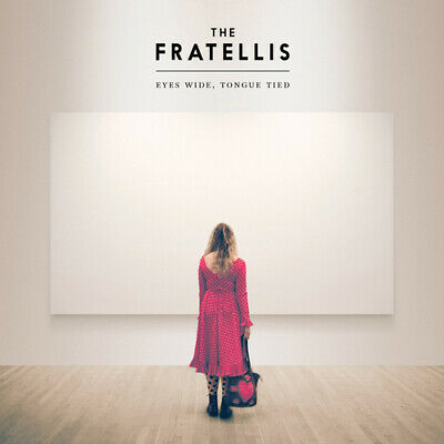 The Fratellis : Eyes Wide, Tongue Tied CD (2015) Expertly Refurbished Product • 3.89£