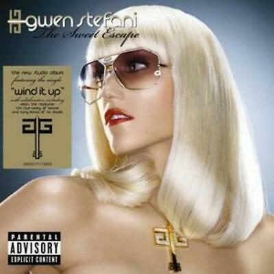 Gwen Stefani : The Sweet Escape CD (2006) Highly Rated EBay Seller Great Prices • 1.95£