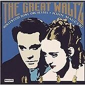 The Great Waltz : Hollywood Bowl Orchestra : Conducted By John Mauceri : CD 1993 • 1.99£