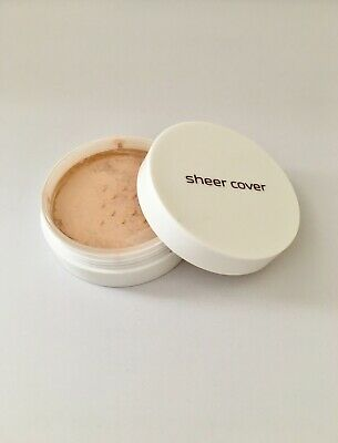 £18.72 • Buy Sheer Cover Foundation Perfect Shade Mineral Foundation Medium 1.5 G Travel Size