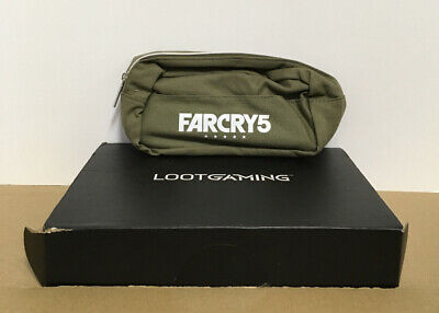 AU16.79 • Buy Farcry 5 Hope County Dopp Kit Bag Loot Crate Exclusive Travel Bag Toiletries