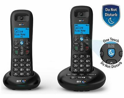 £24.95 • Buy BT 3570 Twin Cordless Telephone With Digital Answer Machine Speaker & Caller ID