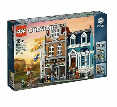 AU339.95 • Buy Lego 10270 Exclusive Creator Expert Bookshop/Brand New&Sealed/Available Now