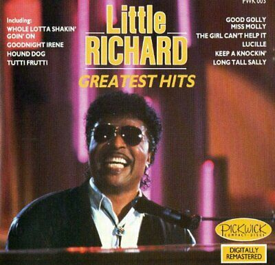 £2.29 • Buy LITTLE RICHARD : GREATEST HITS CD Value Guaranteed From EBay's Biggest Seller!