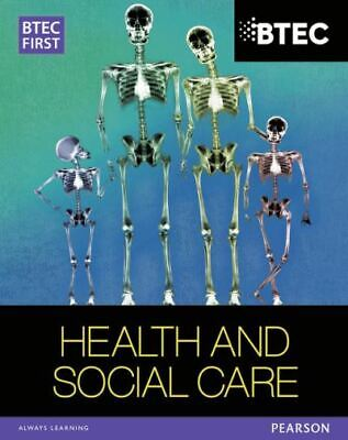 £5.34 • Buy BTEC First Edexcel Health And Social Care By Heather Higgins (Paperback)