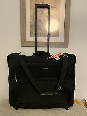 Constellation Wheeled Travel Suit Dress Luggage Garment Carrier Case • 10£